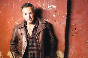 'Born To Run' made a splash with Bruce Springsteen