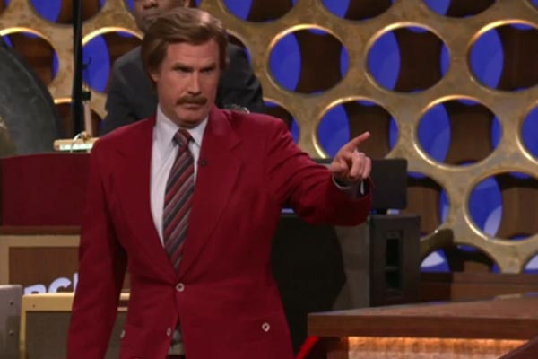 Ron Burgundy confirms Anchorman sequel