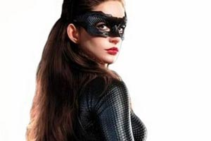 Anne Hathaway Catwoman photos