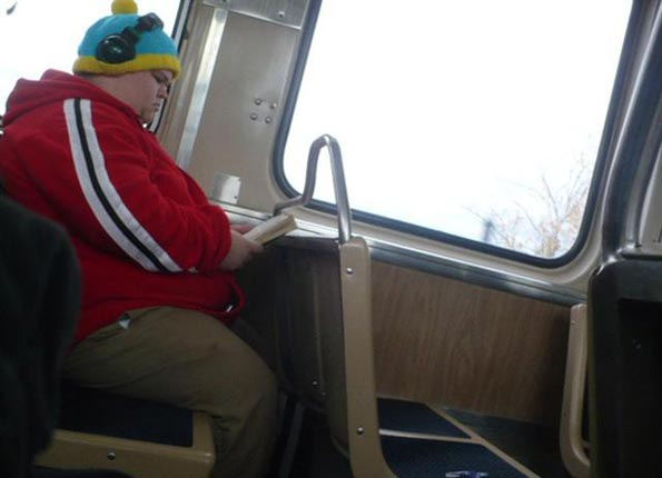 Whoever looks like Cartman