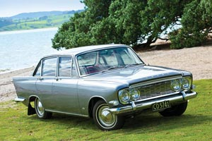 1963 Ford Zodiac - the sign of the Zodiac