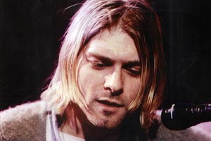 Eric Erlandson plays down new Kurt Cobain songs report