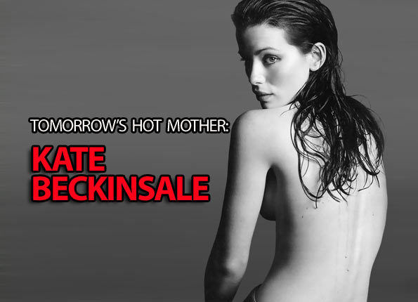 Tomorrow, we'll pay homeage to Rog's favourite mother...the classy Kate Beckinsale