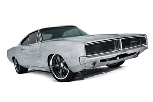 1969 Dodge Charger – The Naked Truth