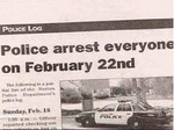 Nobody likes Feb 22...