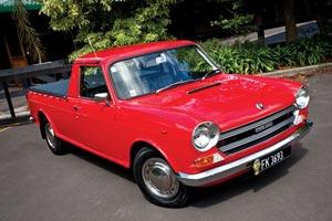 1970 Austin 1800 Ute
