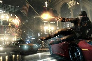 Watch Dogs E3 preview + video