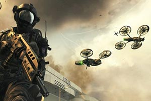 Call of Duty: Black Ops II E3 preview + video