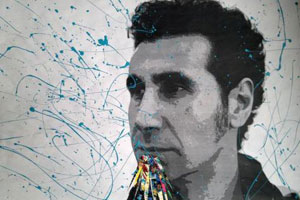 Serj Tankian catches up with Tracey