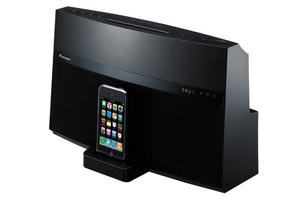 Pioneer Launches Multi-Function iPod Dock
