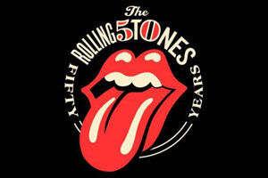 Rolling Stones logo gets makeover