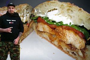 Gumbo's Chicken Sandwich