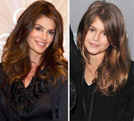 Cindy Crawford and her daughter Kaia
