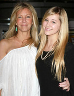 Heather Locklear and Ava