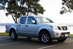 Nissan Navara ST-X 550 2012 – Road Test