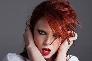 Tracey chats with Shirley Manson