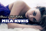 Dunc's Hot Batch: Mila Kunis