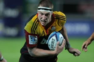 Brodie Retallick talks to the Morning Rumble