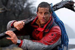 Bear Grylls' stag do advice for Bryce