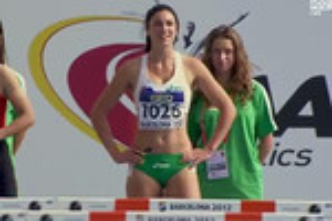 Michelle Jenneke  - Sexy Australian Hurdler
