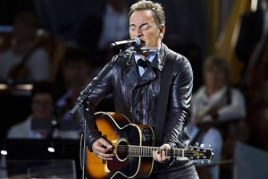 Bruce Springsteen's surprise Norway appearance