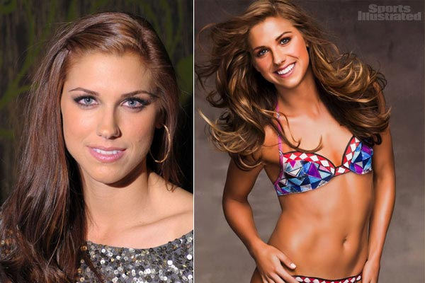 Alex Morgan - USA soccer