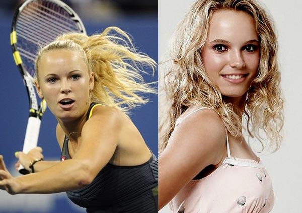 Caroline Wozniacki - Denmark tennis player