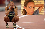 Lolo Jones - USA track and field