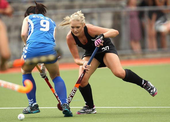 Sam Harrison - NZ Hockey