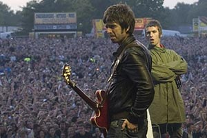 Liam and Noel Gallagher avoid each other at music festivals