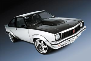 1977 Holden Torana - Hot Hatch