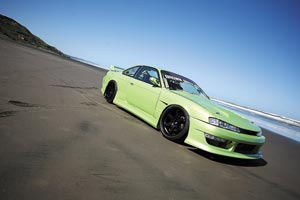 1996 Nissan Silvia (S14A) - Smooth Sailing