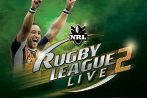 Rugby League Live 2 trailer