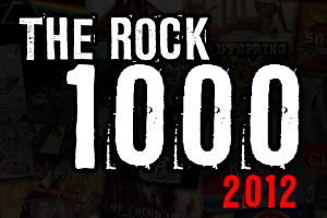 The Rock 1000 - 2012