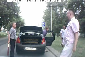How to deal with road rage in Russia