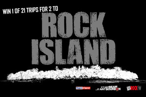 Jim Beam Rock Island