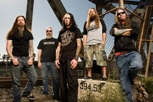 Lamb of God return to the stage with Randy Blythe