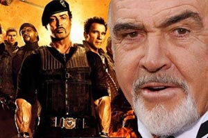 The Expendables 2 director wants Sean Connery for sequel