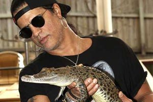 Slash launches wildlife charity in Australia