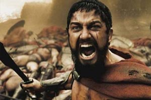 Gerard Butler is not returning for 300 sequel