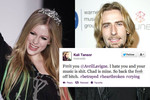 Girls react to Chad Kroeger proposing to Avril Lavigne