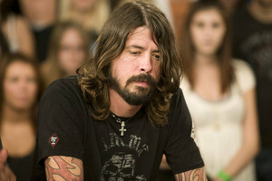 Dave Grohl downplays Foo Fighters break