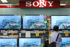 Sony announces ultra-HD TV range