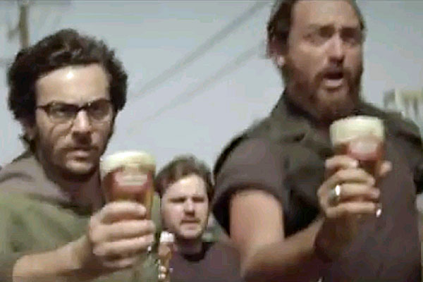 Epic beer ad