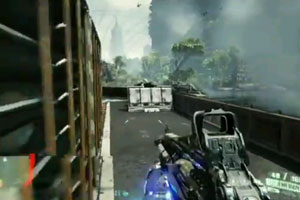 Crysis 3 Gameplay Demo