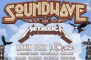 Soundwave 2013 line up announced