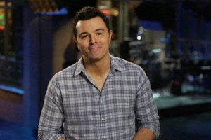 Seth MacFarlane brings Family Guy characters to life on SNL