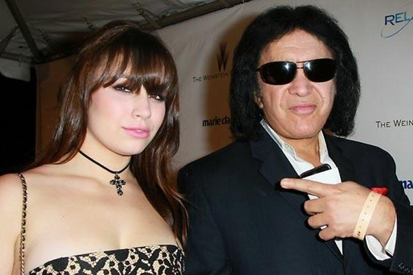 Gene Simmons' daughter wants to make it on her own