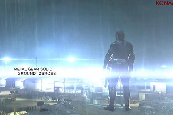 Metal Gear Solid: Ground Zeroes debut trailer