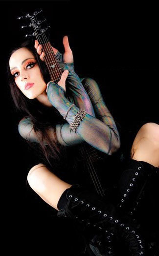 7)Kimberly Freeman . . . of One-Eyed Doll